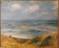 <h3>Al borde del mar en Guernesey</h3>